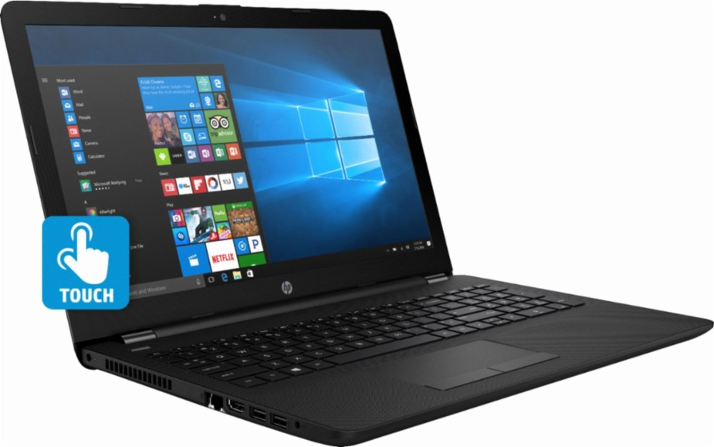 "HP - 15.6"" Touch-Screen Laptop"