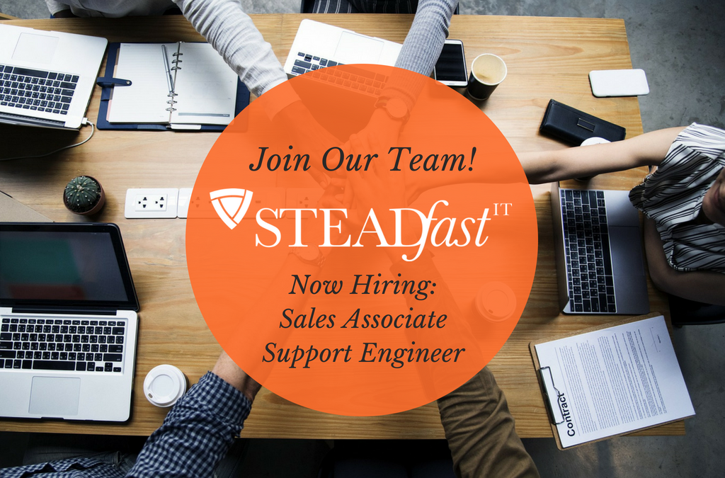 Now Hiring: Software Engineer and Sales Associate
