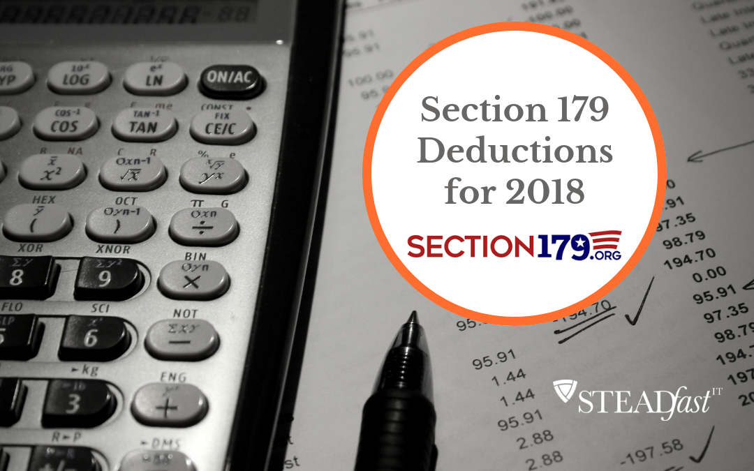 Facts about the Section 179 tax deduction