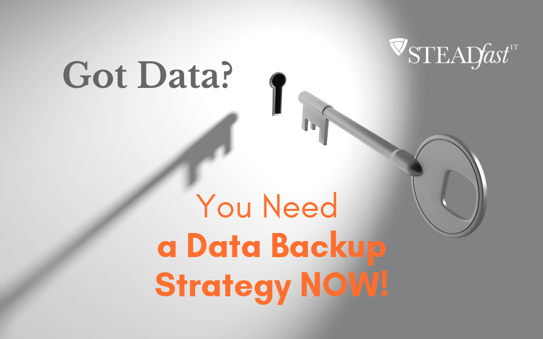 Why You Need a Data Backup Solution NOW!