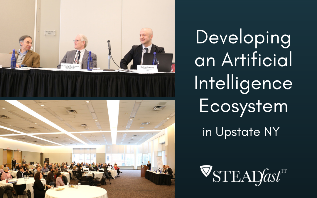 Developing  an Artificial Intelligence Ecosystem in Upstate New York