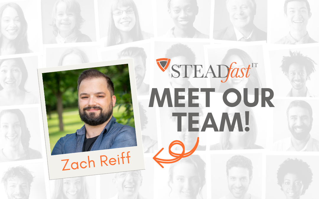 Meet Our Team: Zach Reiff