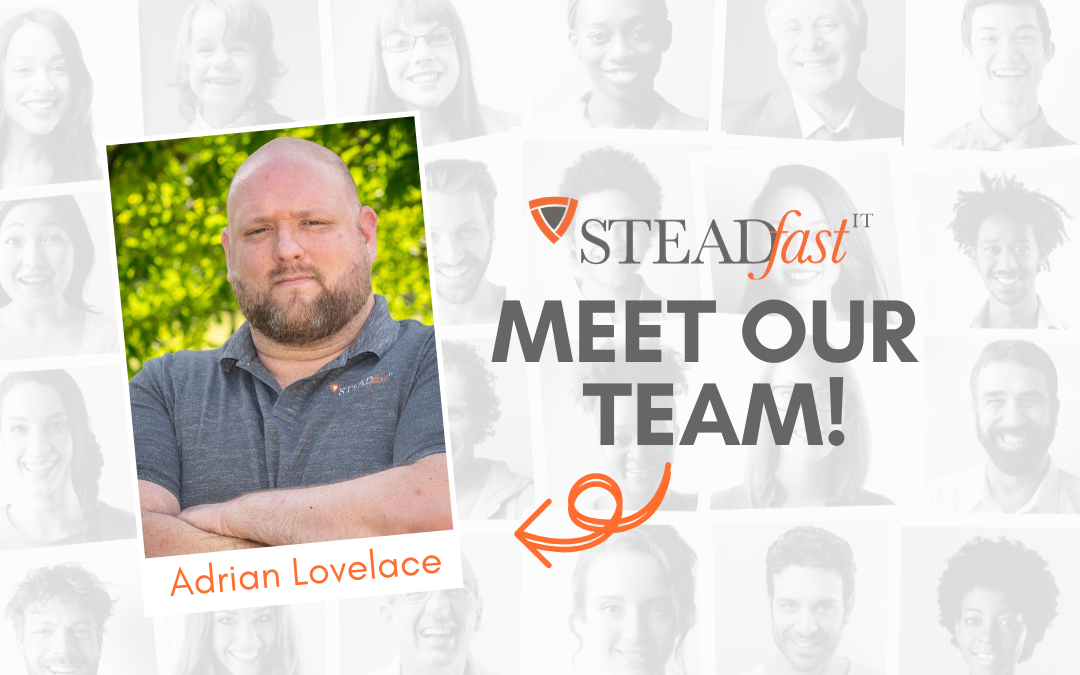 Meet Our Team: Adrian Lovelace