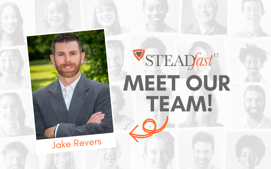 Meet Our Team: Jake Revers