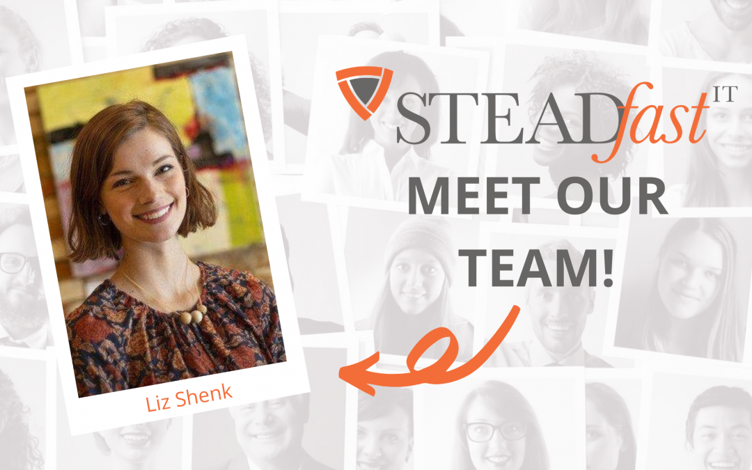 Meet Our Team: Liz Shenk